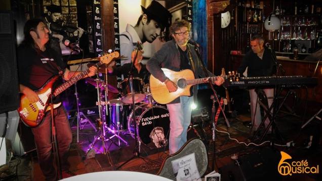 Fernando Maés - Café Musical - Salamanca