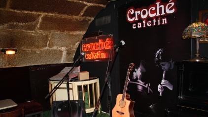 Fernando Maés - Cafetín Croche - San Lorenzo del Escorial