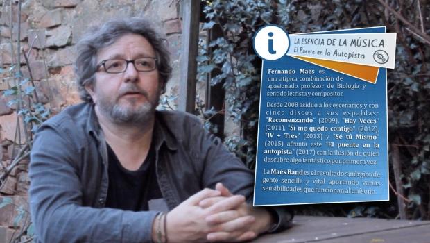 Fernando Maés - La Esencia de la Música