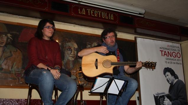 Fernando Maés - La Tertulia - Granada